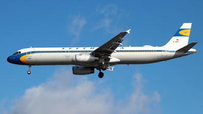 A picture of DAIDV - Airbus A321231 - Lufthansa - © Lacus