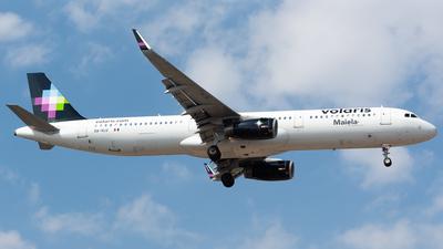 A picture of XAVLU - Airbus A321231 - Volaris - © Antonio Velasco (MAS Aviation Press)