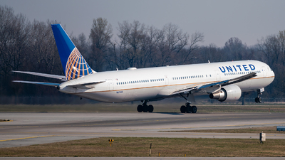 A picture of N67052 - Boeing 767424(ER) - United Airlines - © Markus Schwab