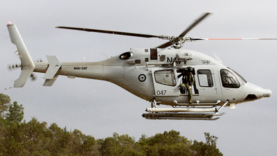 N49-047 - Bell 429 Global Ranger - Australia - Royal Australian Navy (RAN)
