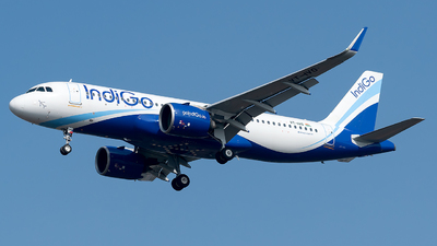 VT-IVO - Airbus A320-271N - IndiGo Airlines