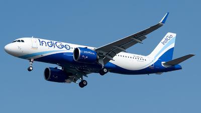 A picture of VTIVO - Airbus A320271N - IndiGo - © Shrey Chopra