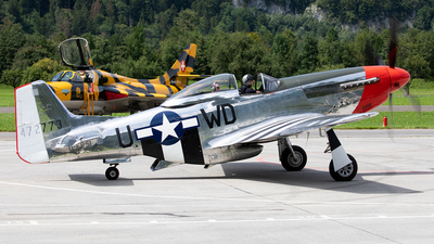 D-FPSI - North American P-51D Mustang - Private