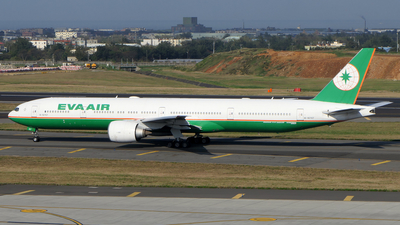 A picture of B16707 - Boeing 77735E(ER) - EVA Air - © BiggyHsia