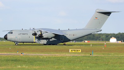 54-22 - Airbus A400M - Germany - Air Force