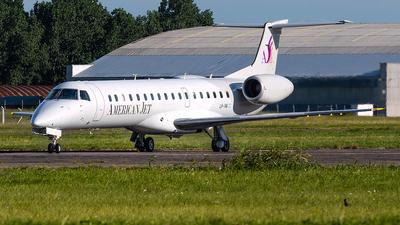 LV-IVA - Embraer ERJ-145LR - American Jet