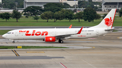 HS-LTJ - Boeing 737-9GPER - Thai Lion Air
