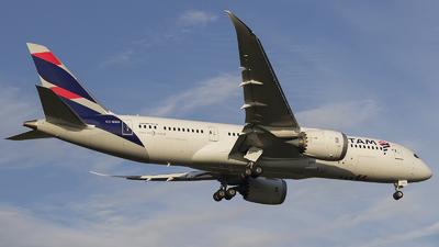 CC-BBD - Boeing 787-8 Dreamliner - LATAM Airlines