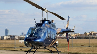 SP-OLU - Bell 206B JetRanger III - Private