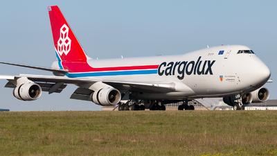 LX-VCV - Boeing 747-4R7F(SCD) - Cargolux Airlines International