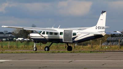 G-SVAN - Cessna 208B Grand Caravan - Private