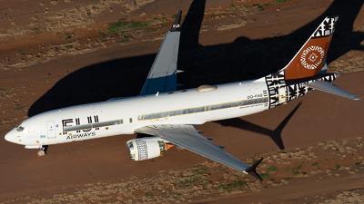 DQ-FAB - Boeing 737-8 MAX - Fiji Airways