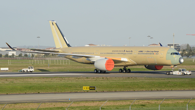 F-WZNY - Airbus A350-941 - Airbus Industrie