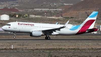 A picture of DAEWP - Airbus A320214 - Eurowings - © Alfonso Solis