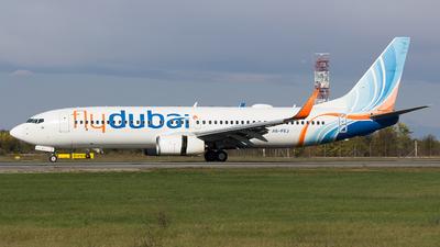 A picture of A6FEJ - Boeing 7378KN - FlyDubai - © Mihai Cioponea