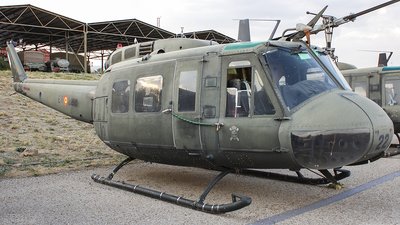 HU.10-48 - Bell UH-1H Iroquois - Spain - Army