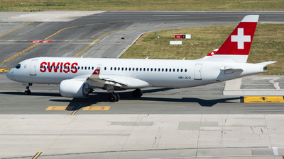 A picture of HBJCO - Airbus A220300 - Swiss - © Marco Macca