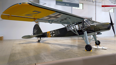 N436FS - Fieseler Fi156C-3 Storch - Private