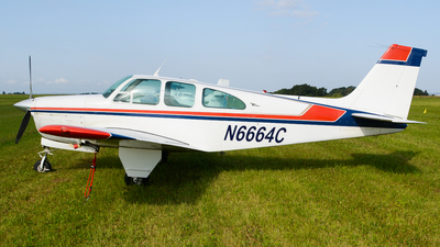 N6664C - Beechcraft 35 Bonanza - Private