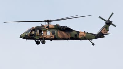 A25-225 - Sikorsky S-70A-9 Blackhawk - Australia - Army