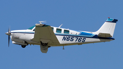 N6576S - Beechcraft A36 Bonanza - Private