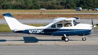 N173MC - Cessna 210H Centurion - Private