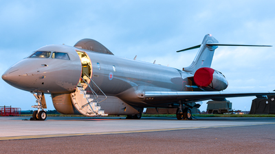ZJ691 - Bombardier Sentinel R.1 - United Kingdom - Royal Air Force (RAF)