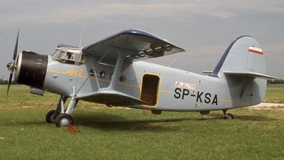 SP-KSA - PZL-Mielec An-2 - Aero Club - Swidnik