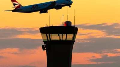 KIAH - Airport - Control Tower