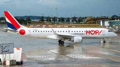 A picture of FHBLC - Embraer E190LR - Air France - © Jevgeni Ivanov