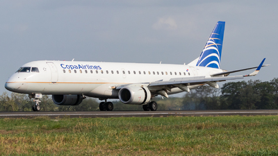 HP-1560CMP - Embraer 190-100IGW - Copa Airlines
