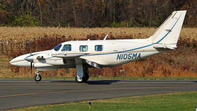 N105MA - Piper PA-31T1 Cheyenne I - Private