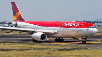 N973AV - Airbus A330-243 - Avianca