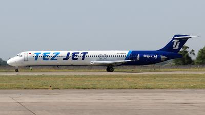 EX-80003 - McDonnell Douglas MD-83 - TezJet Air Company