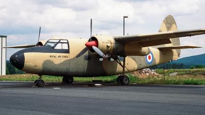 N2692U - Percival P-66 Pembroke C.1 - Private