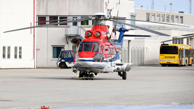 A picture of LNOAW - Airbus Helicopters H215 - CHC Helikopter Service - © R.Rimestad