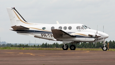 PR-TIN - Beechcraft C90B King Air - Private