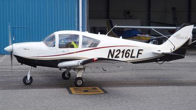 N216LF - AMD Alarus CH2000 - ENALAS Escuela de Vuelo