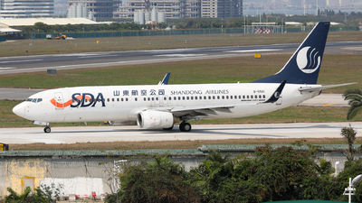 B-5561 - Boeing 737-86N - Shandong Airlines