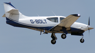 G-BOLT - Rockwell Commander 114 - Private