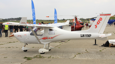 LN-YNP - Jabiru J170 - Private