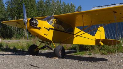 N6195H - Piper J-3C-65 Cub - Private