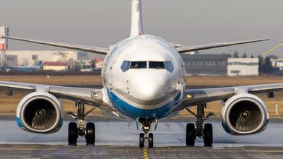 A picture of SPENV - Boeing 7378BK - Enter Air - © Grzesiek Krupa