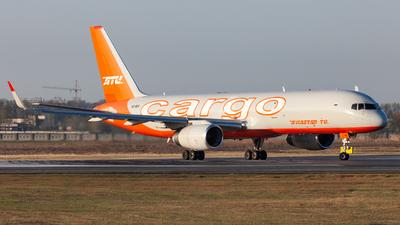 A picture of VQBKK - Boeing 757223(SF) - AviastarTU - © Marianna Rychkovskaia