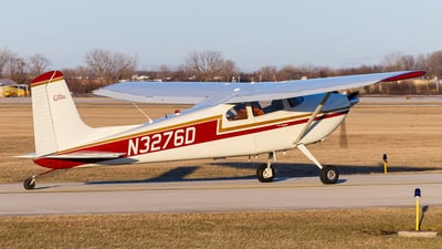 N3276D - Cessna 180 Skywagon - Private