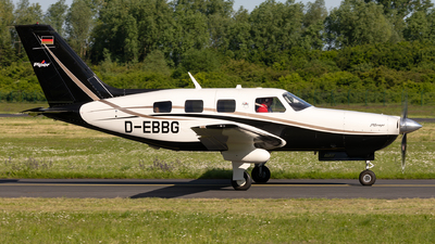 D-EBBG - Piper PA-46-350P Malibu Mirage - Private