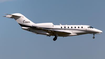 D-BAVG - Cessna 750 Citation X - Avangard Aviation