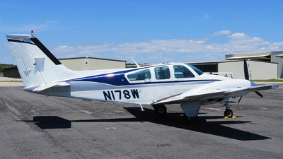 N178W - Beechcraft 95-B55 Baron - Private