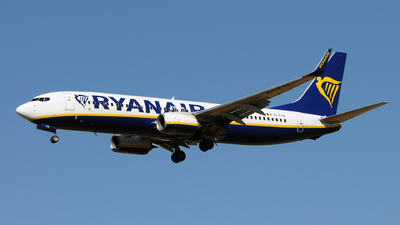 EI-FTE - Boeing 737-8AS - Ryanair