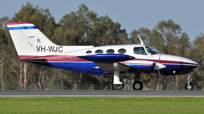 VH-WJC - Cessna 401B - Altitude Aviation